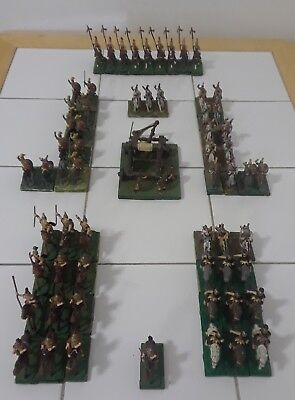 Metal Roman Army Huge Lot