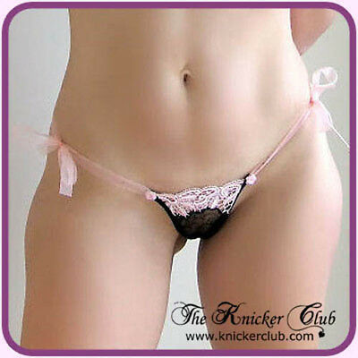 Lola Luna Zambie tie side thong Medium - clearance price
