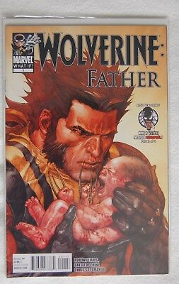 What If? Wolverine: Father #1 - Venom Possessed Deadpool Part 2 (Marvel 2011)