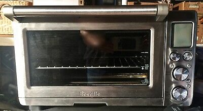 Breville BOV845BSS Smart Oven Pro Convection Toaster Oven Not Working