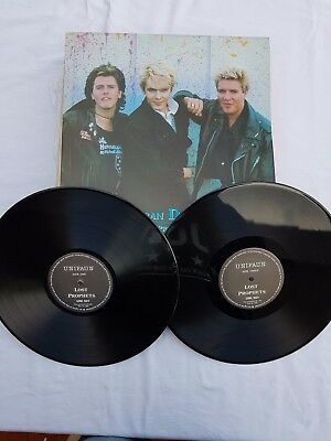 DURAN DURAN Lost Prophets Live In Italy 1988 2x LP Set NEW !!