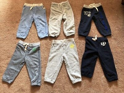 Baby Boy Warm Pants  Lot of 6 Baby Gap Size 2 Years