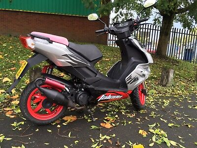 Boatian 50 cc Scooter 2011