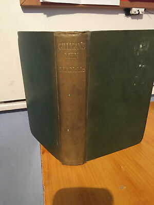 1925 Gilligans Men review of MCC tour of Australia 1924-25 by MA Noble