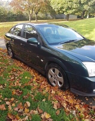 Vauxhall vectra 2.0 turbo diesel