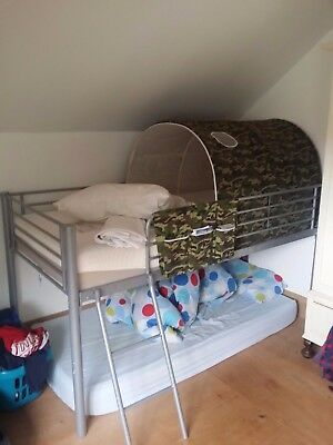 Childrens Midi Beds x 2, NR, No Reserve