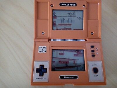 Donkey Kong - Console Nintendo Game & Watch Multi Screen