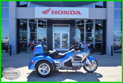 Honda Gold Wing®  2012 Honda Gold Wing Audio Comfort Used