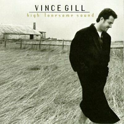 High Lonesome Sound - Vince Gill (CD Used Like New) Hdcd