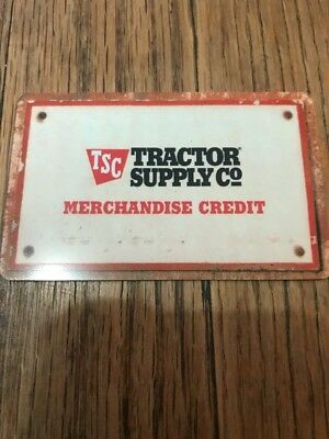 Tractor Supply Gift Card $70.58 Free Shipping!!