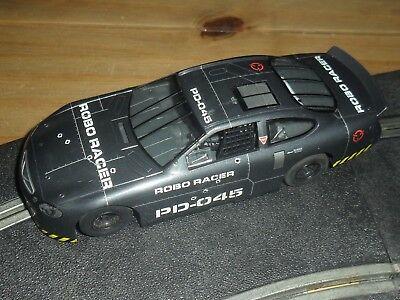 Scalextric vintage Robo Racer Nascar Ford Taurus muscle car Superb and fast