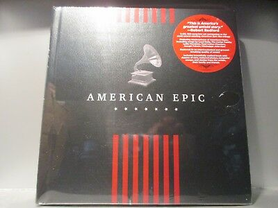 American Epic: The Collection [5 CD Box Set] by Various Artists (2017) Brand New