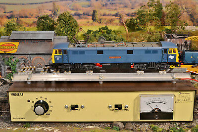 """Lima """"oo"""" """"city Of London"""" Pantograph Class 87 Br Loco, Complete, Good Runner"""