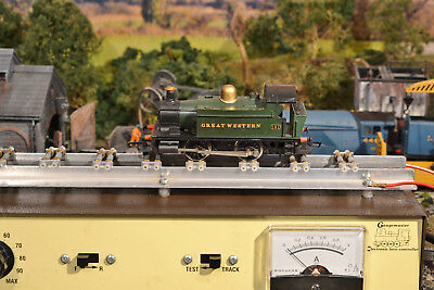 """Hornby """"oo"""" Gwr Green, Class 101 Holden Tank Loco 0-4-0, Rn=101  Vgc, Working"""