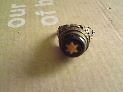 Vintage Eastern Star Masonic Ring , RARE, FREE-MAILING.REDUCED.