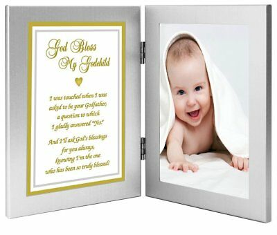 Godson or Goddaughter Gift From Godfather - Christmas, Baptism or Christening -