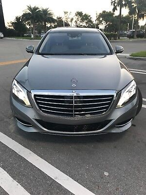 2014 Mercedes-Benz S-Class  Mercedes Benz S Class MB PRE-OWNED CERTIFIED