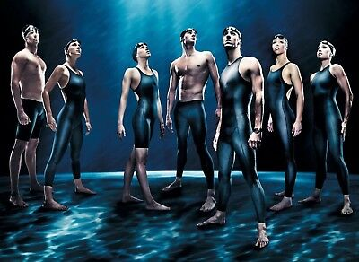 SPEEDO Fastskin FS2 FSII Highneck Lightweight Men's Racing Suit