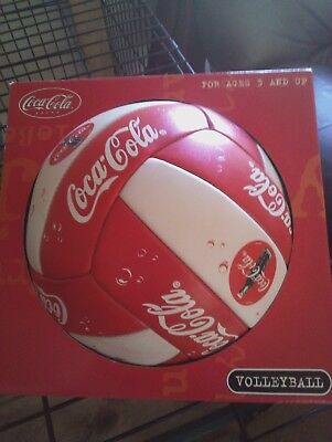 coca cola volleyball official licensed product