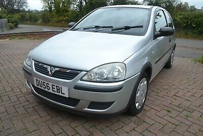Vauxhall Corsa Life 1.3 Cdti Diesel Only Covered 79K