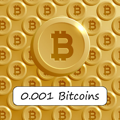 BITCOIN (BTC) Virtual Currency Fast Delivery Trusted seller (5 years on eBay)