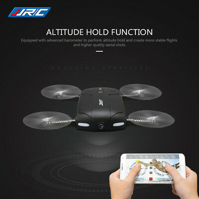 JJRC H37 Quadcopter Mini Selfie RC &Drone Elfie 2.4G HD WiFi Camera Headless FPV
