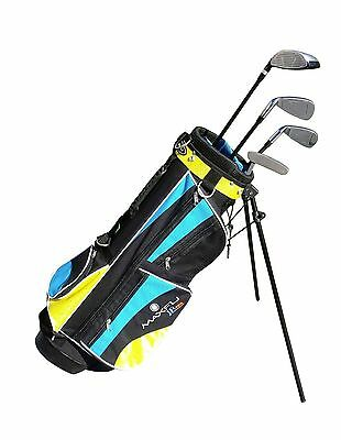 Maxfli JUNIOR PRO Golf Pkg including bag - Age 7-12 for Boys & Girls