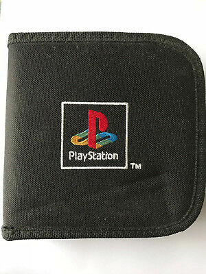 Sony Playstation CD Disc Holder/Case for 14 Discs