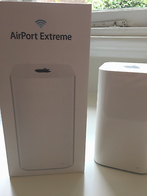 Apple Airport Extreme Gigabit 802.11 ac Router - Current Model A1521