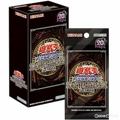 Japanese yugioh box Sealed 20th Anniversary Pack 1st Wave Free shipping