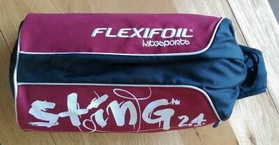 Flexifoil STING 2.4M Power Kite 4-Line