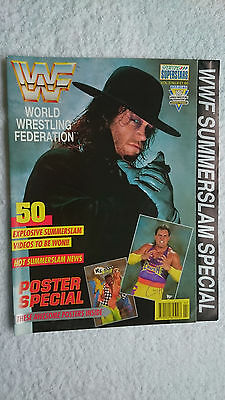 WWF Superstars Poster Special (VOL 3 NO.8) MINT