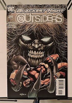 The Outsiders #24 (Jan 2010, DC)