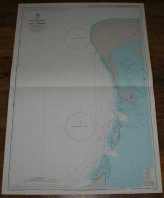 Nautical Chart No. 2995 Pacific - Christmas Island, Approaches to Port London