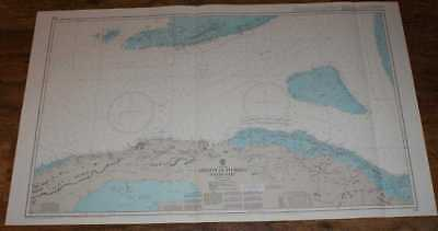 Nautical Chart No. 1217 West Indies - Straits of Florida - South Part