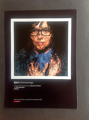 Bjork 'Selmasongs' Promotional Advert