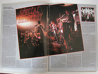 The Specials Magazine Cuttings/Clippings