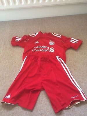 Liverpool Home Kit Size 7-8