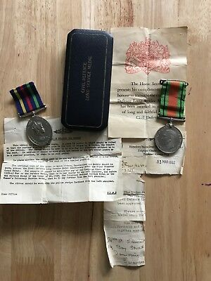 WW2 medal group to a woman. Swansea.