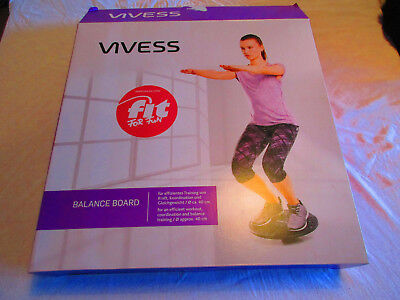 Vivess Balance Board fit for fun