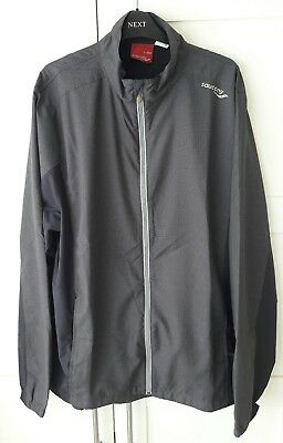 SAUCONY Men's Lightweight Running Jacket (XL) - FREE P&P