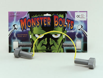 Monster Bolts Frankenstein Halloween Horror Costume Accessory