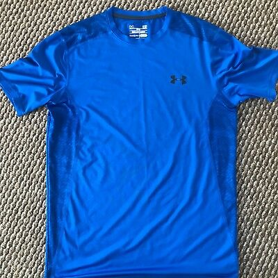 Under Armour HeatGear® t shirt - small - fitted