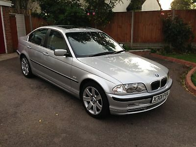 IMMACULATE & BEAUTIFUL 2000 (X) BMW 330iSE (E46)  25,000 MILES FROM NEW WITH FSH