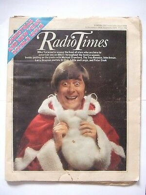 Radio Times 1978 Christmas Double Issue (23 December 1978 - 5 January 1979)