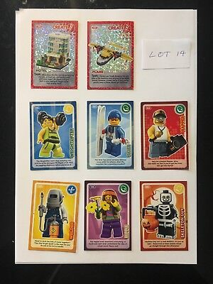Lego Collectable Cards