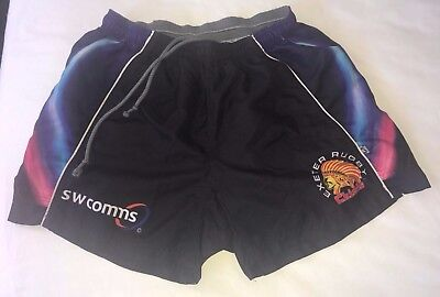 Official Exeter Chiefs Player issue Champions Cup 2016/17 Shorts and Socks