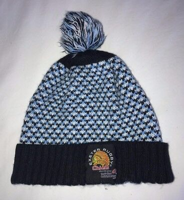 Official Exeter Chiefs Player issue wooly hat size L winter hat beanie