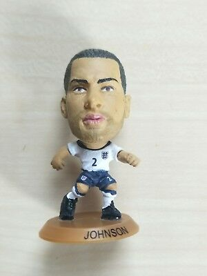 Glen Johnson England Home Kit SoccerStarz Gold Base