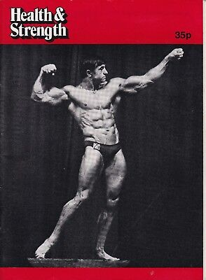 Health And Strength Bodybuilding Magazine 1978 Vol 107 No 2 (Should Be 3)?